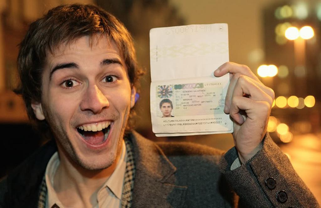 История возникновения шенгенской визы