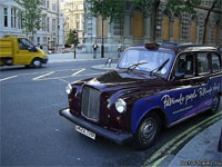такси лондон