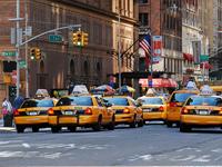 такси нью-йорк
