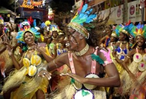 Карнавал в Момбасе